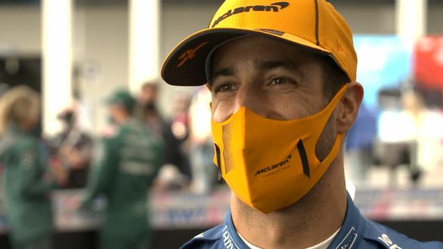 Daniel Ricciardo: Soft tyre 'didn't give me the grip or feeling I desired' in Turkey