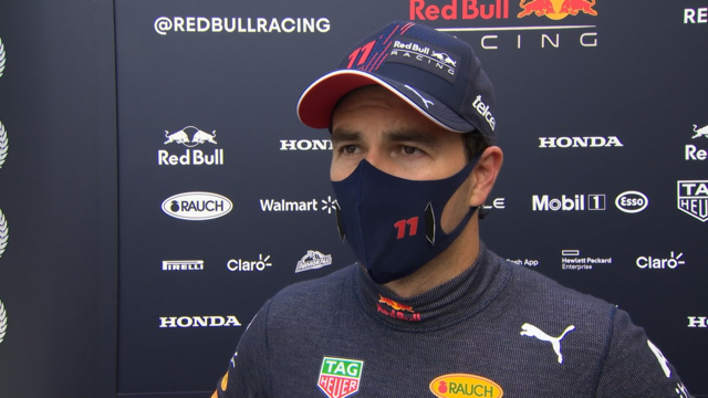 Sergio Pérez hoping to 'find a lot of pace overnight' before French GP qualifying