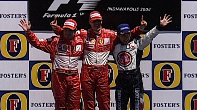 UNITED STATES: 5 feelgood moments from F1 history