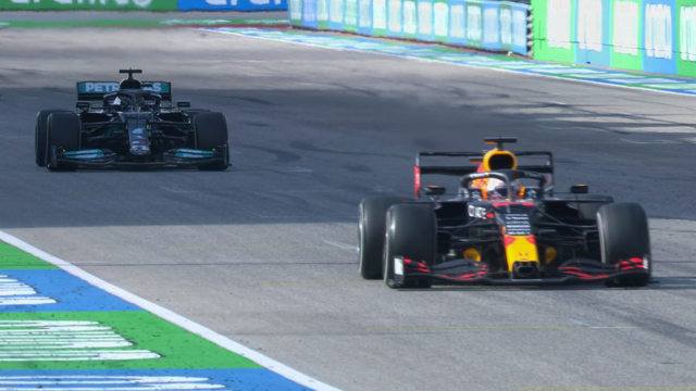 2021 United States Grand Prix: Re-live last lap tension as Hamilton chases Verstappen