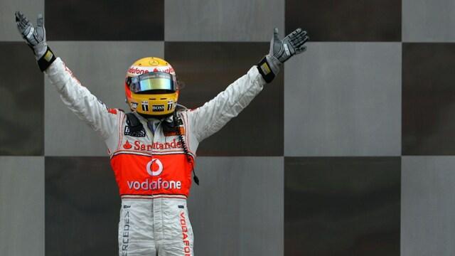 TOP 10: Lewis Hamilton's best F1 wins