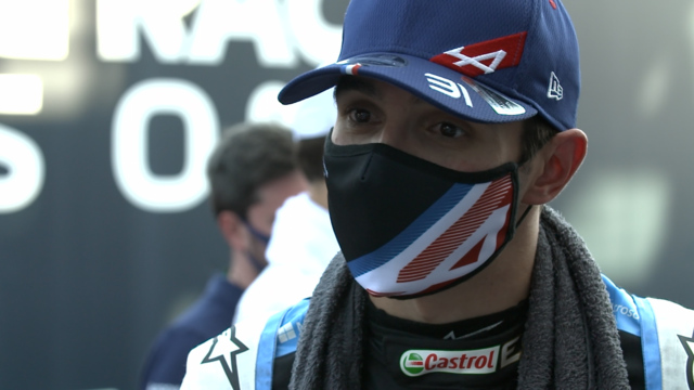 Esteban Ocon: One point does 'not reflect' our hard work at Monza