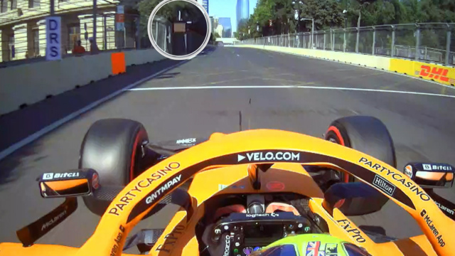 2021 Azerbaijan GP Qualifying: Lando Norris investigated after staying out as red flags waved